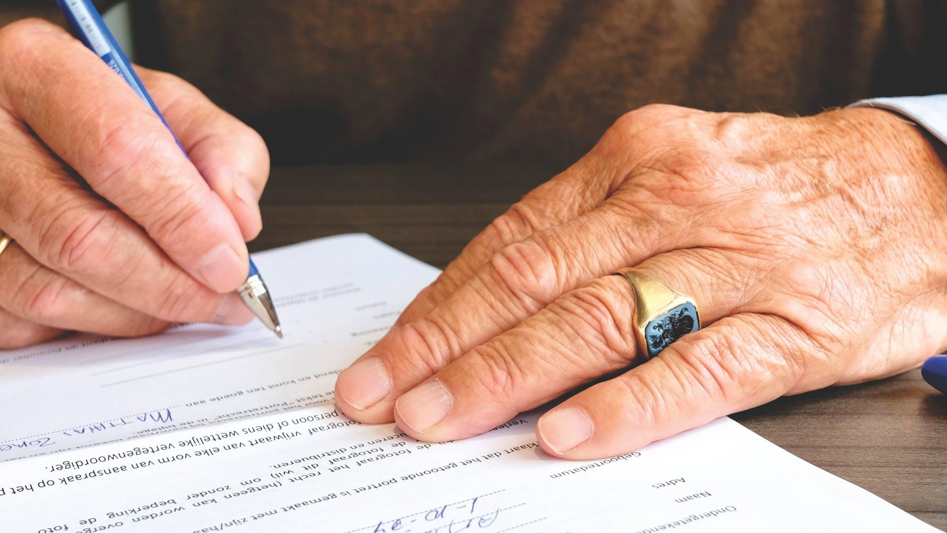 Cara Membuat Surat Lamaran Kerja Tulis Tangan